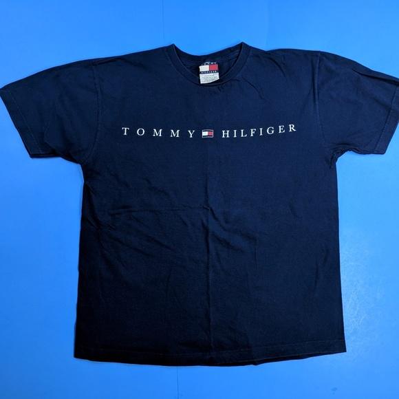 vintage tommy hilfiger logo sweatshirt, Tommy hilfiger lot
